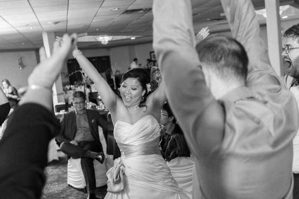 Wedding Dance at Sherwood Park Holiday Inn