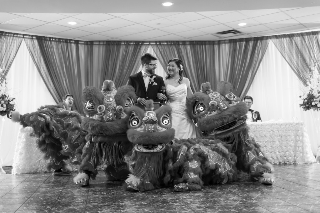 Chinese Canadian Wedding In Edmonton