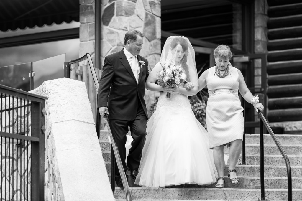 Jasper Park Lodge Wedding Ceremony