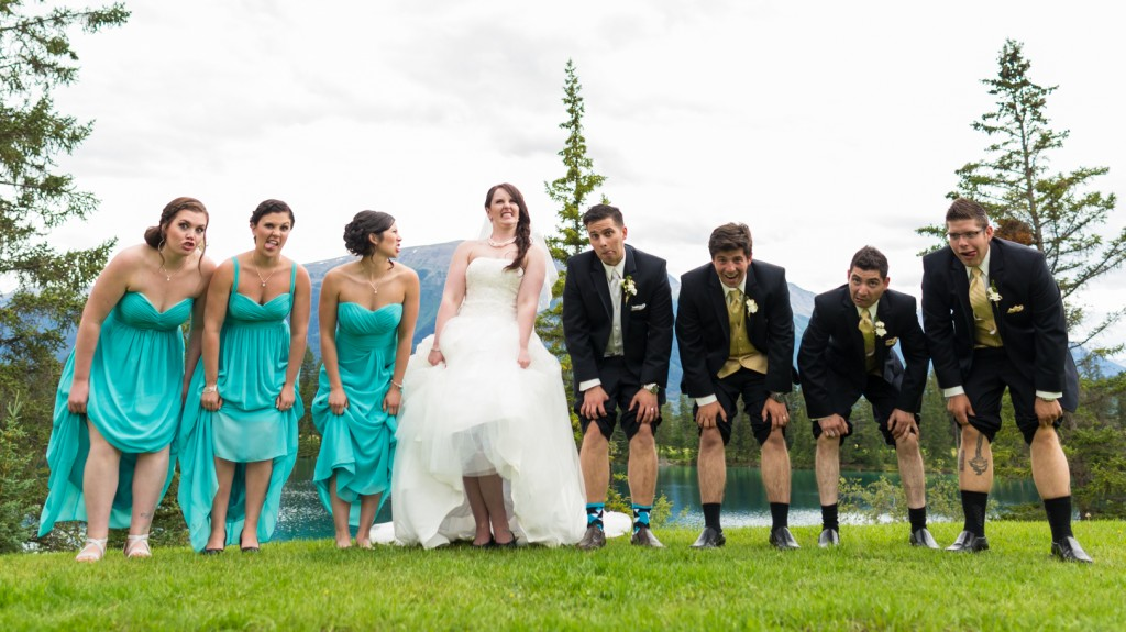 Lac Beauvert Wedding Photos