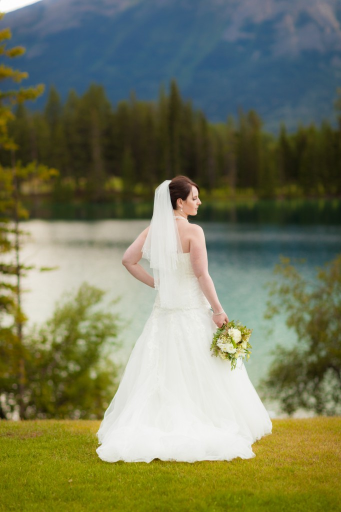 Jasper Bridal Portrait