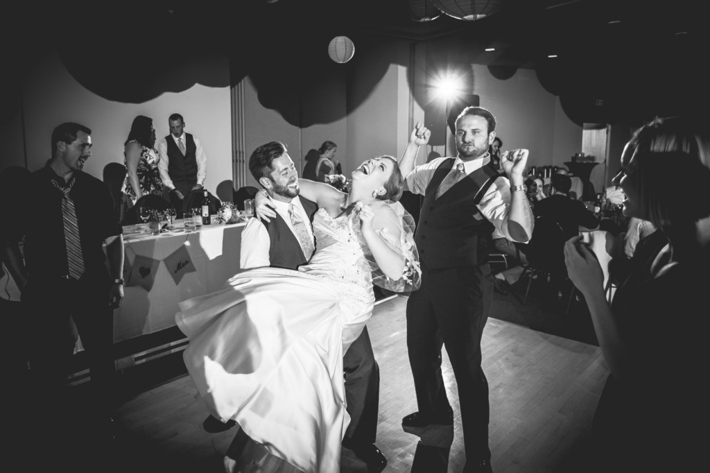 Edmonton Wedding Reception Photographers