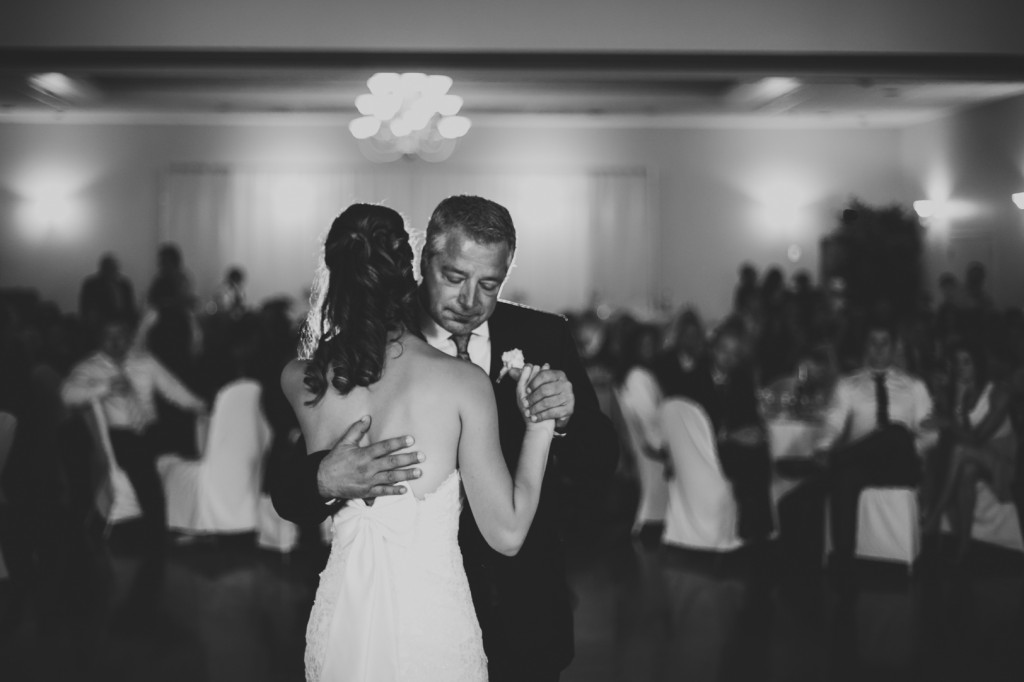 Millwoods Golf Course Wedding Reception
