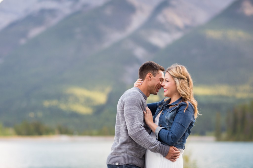 Engagement Photographers Canmore