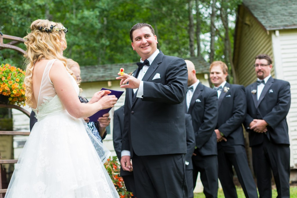 Athabasca Wedding Photographers