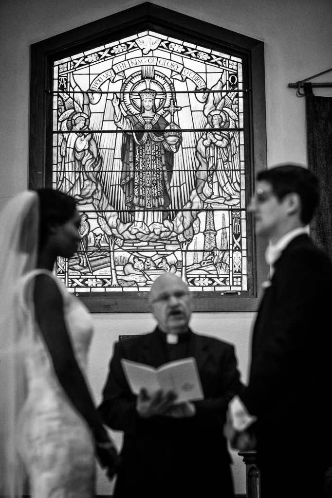 Wedding Ceremony Banff United Church