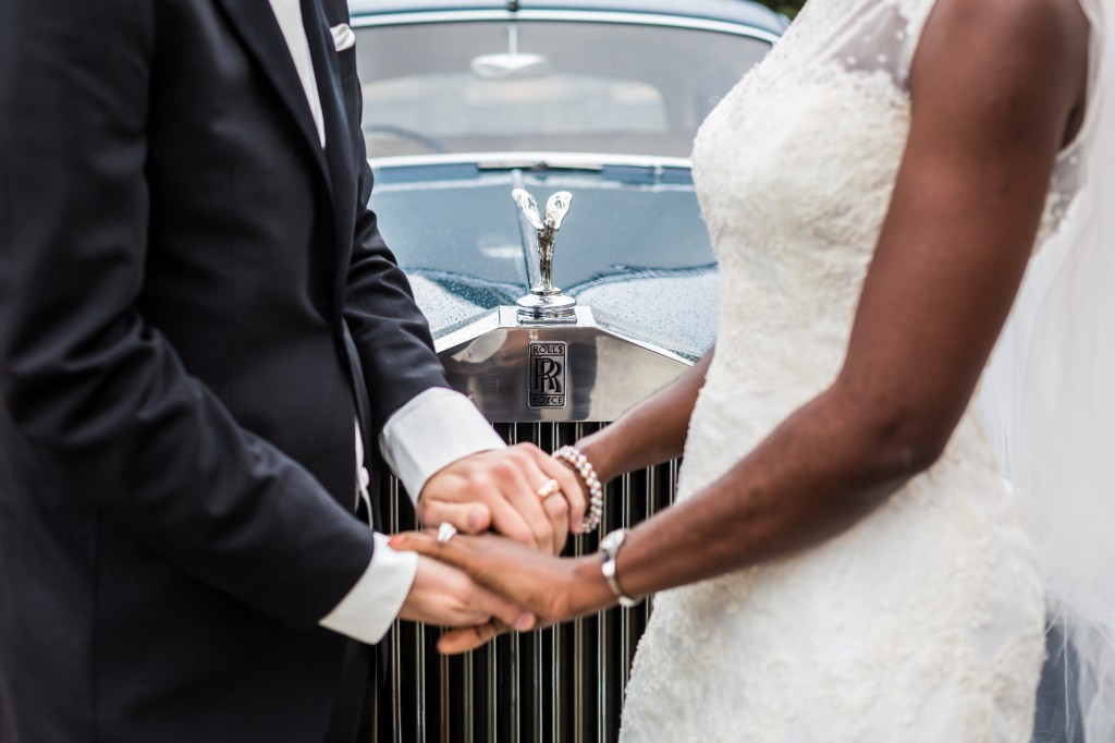Photo with Rolls Royce Wedding Car