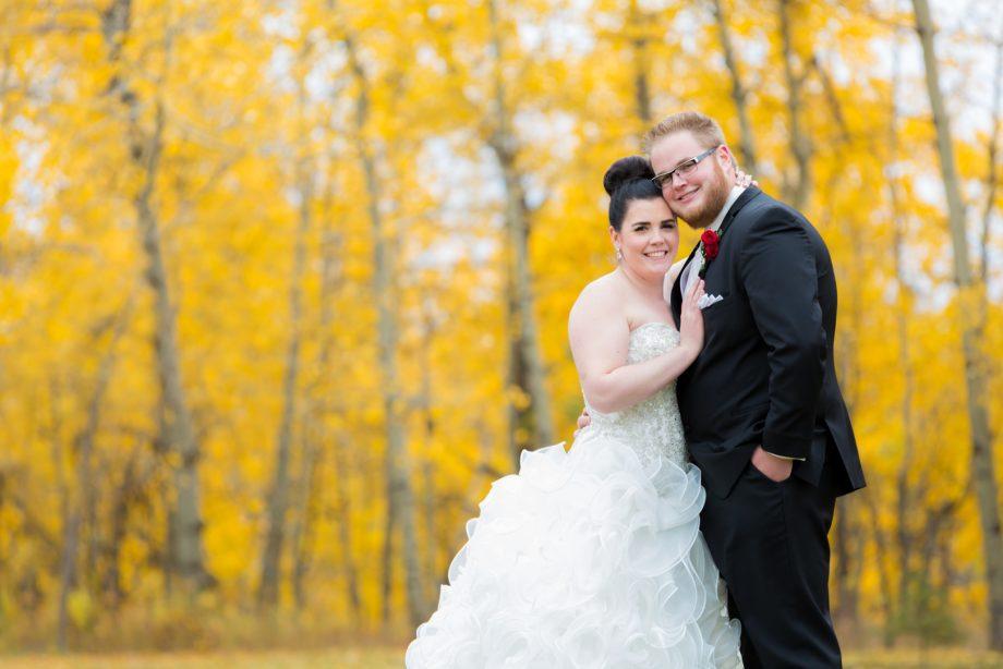 Outdoor Autumn Wedding – Emilee & Josh