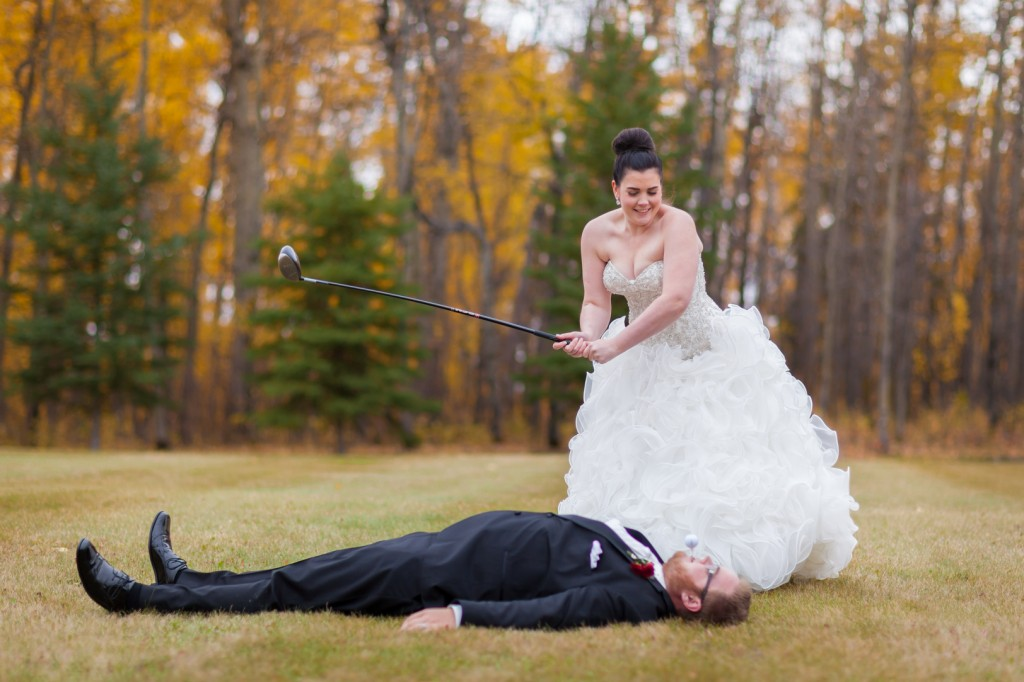 Fun Wedding Photo Ideas