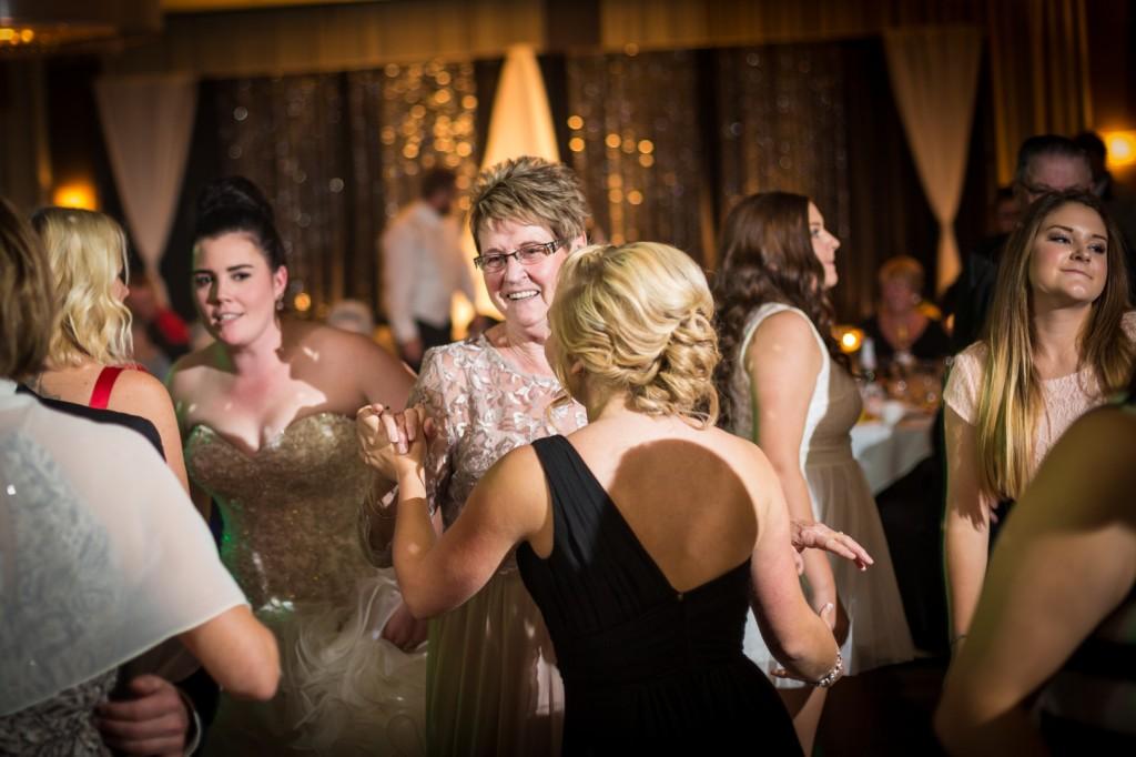 Photos of Guests Dancing