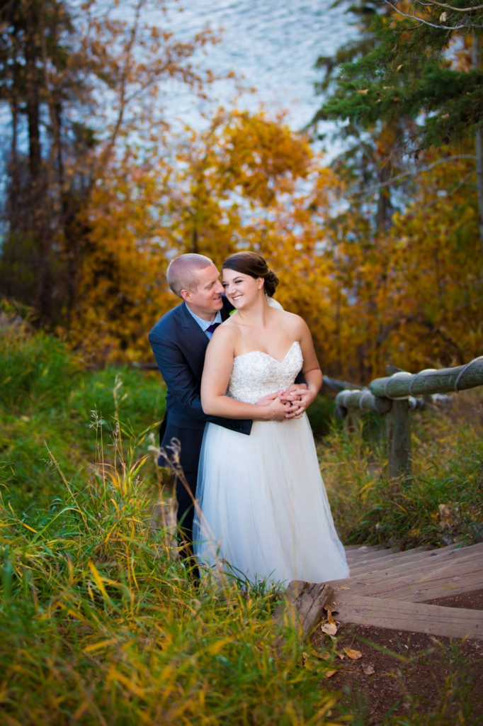 Award Winning Wedding Photographers - Red Deer Autumn Wedding Photos
