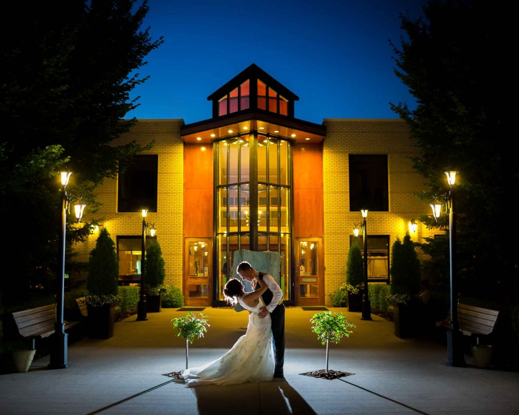 Indoor Edmonton Wedding Venues