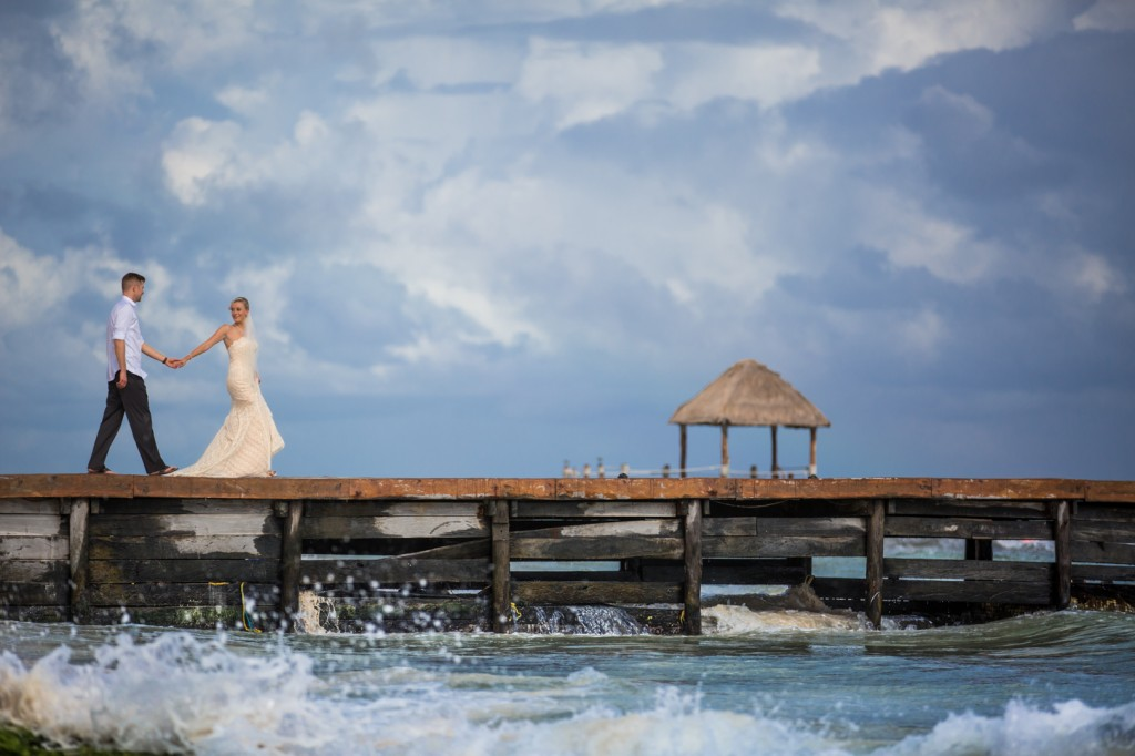 Epic Destination Wedding Photos