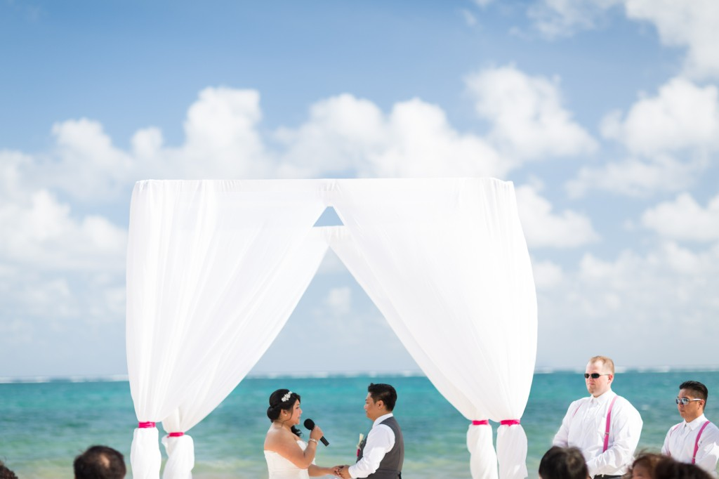 Destination Wedding Vows