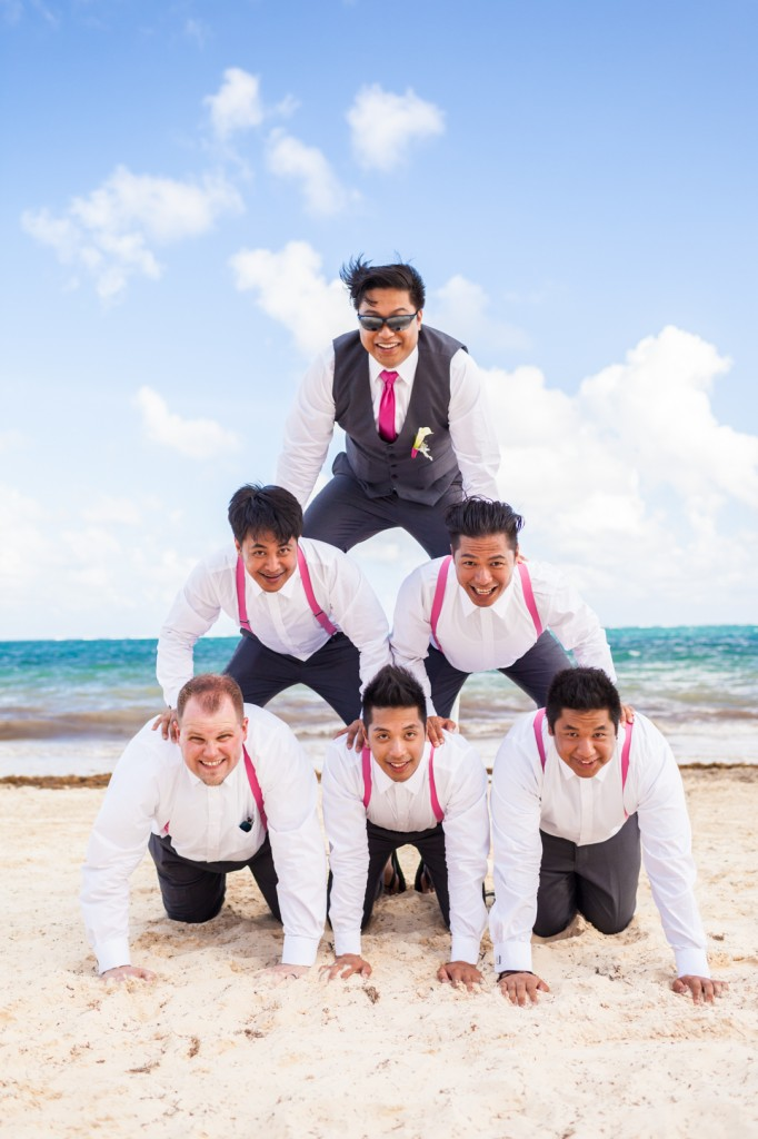 Groomsmen Funny Photos
