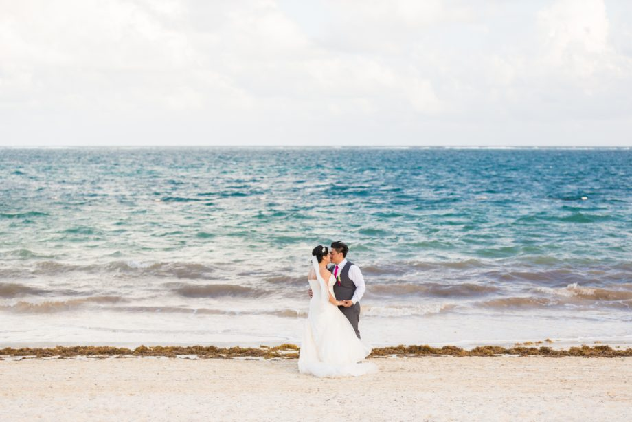 Dreams Cancun Destination Wedding – Cheryl & Lester