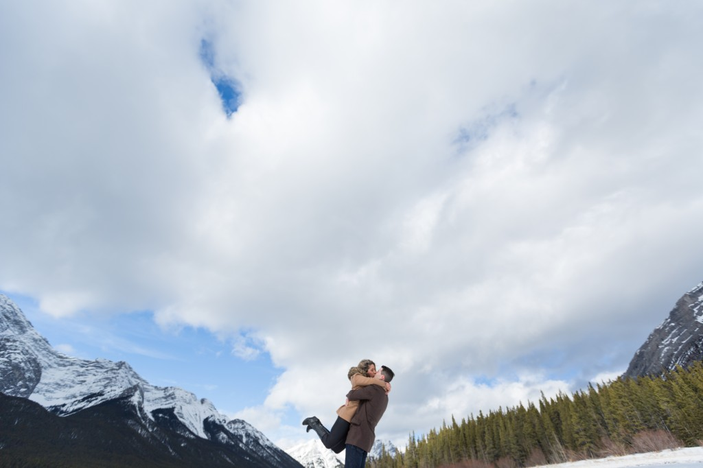 Canmore Mountain Engagement 12