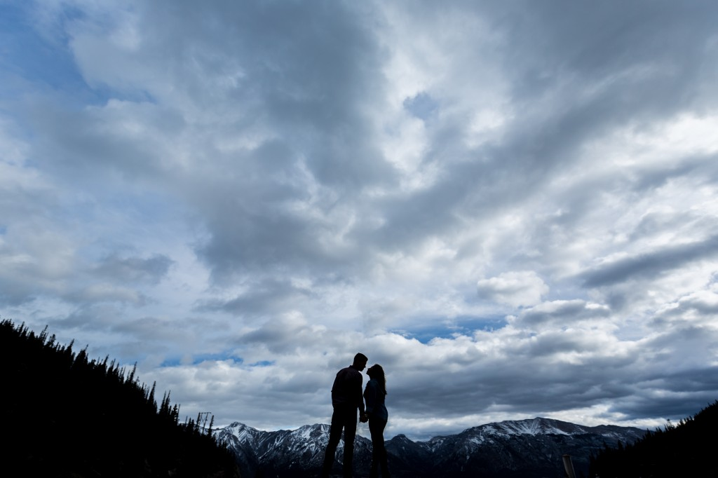 Canmore Mountain Engagement 7