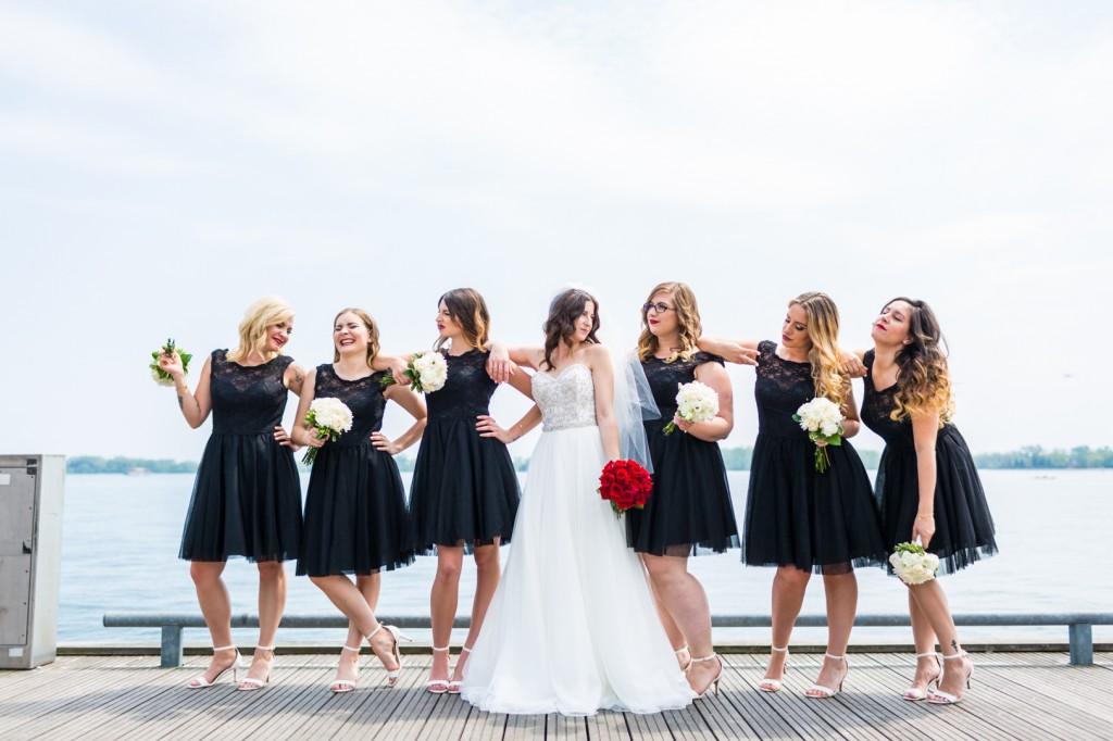 Toronto Radisson Hotel Wedding Photos