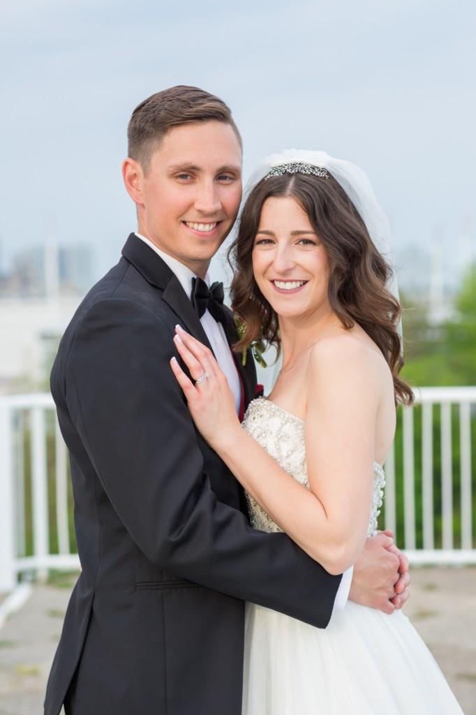 Formal Portraits At The Atlantis Pavilion Wedding In Toronto
