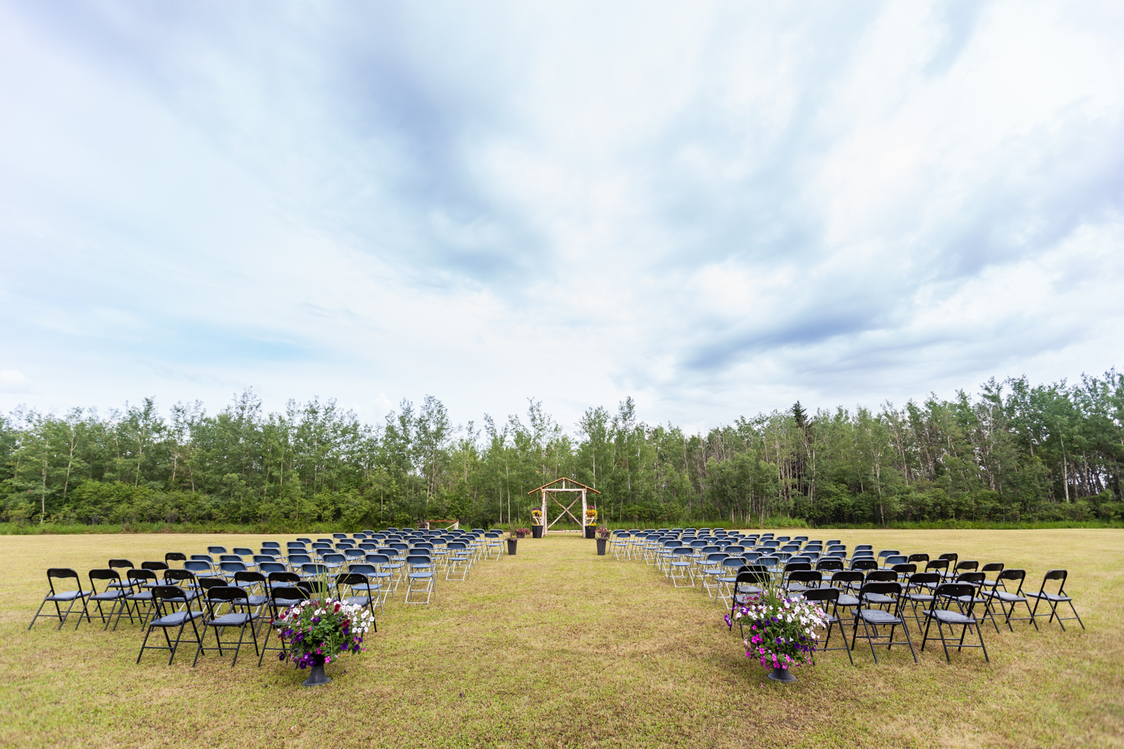 Outdoor Country Wedding Ideas