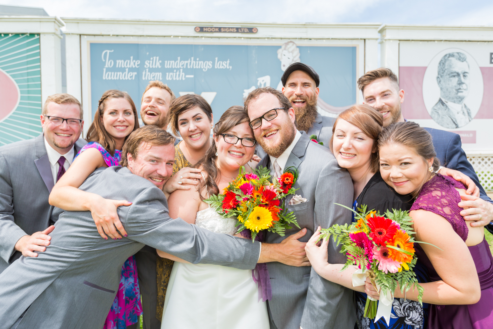 Wedding Group Photo Ideas