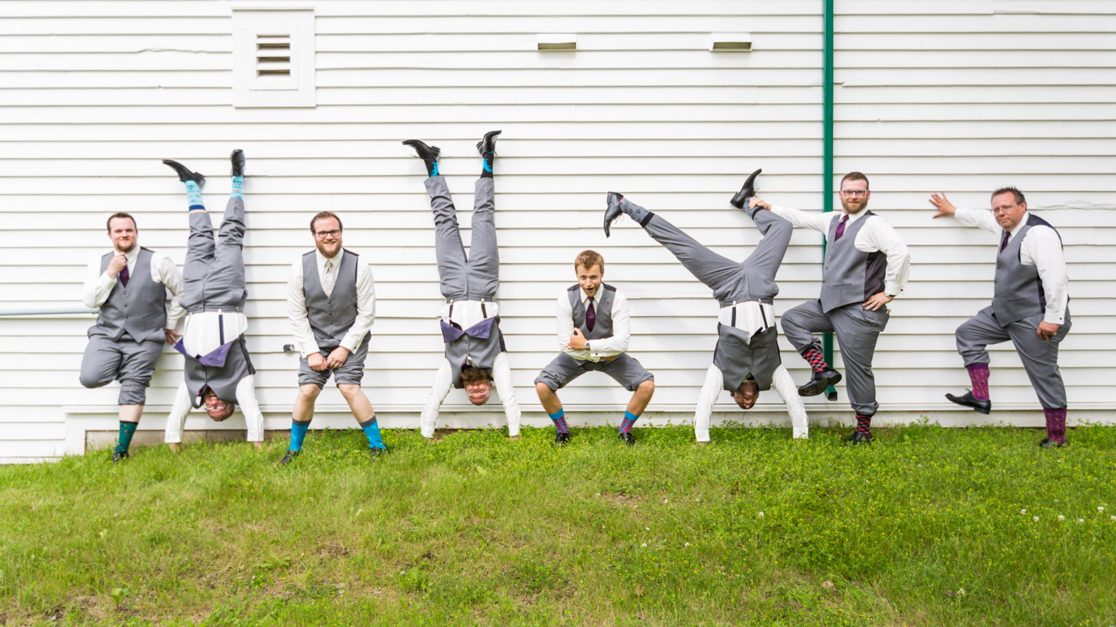 Groomsmen Portrait Ideas