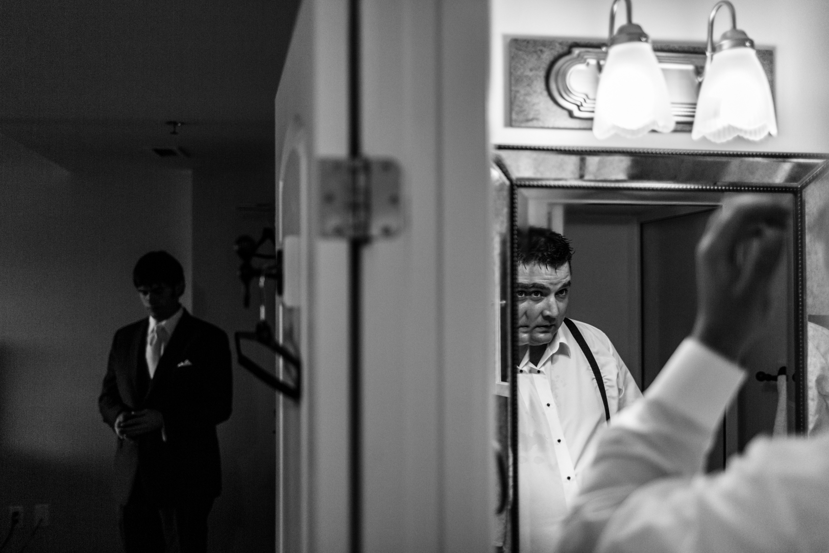 Grant Hall Hotel Wedding