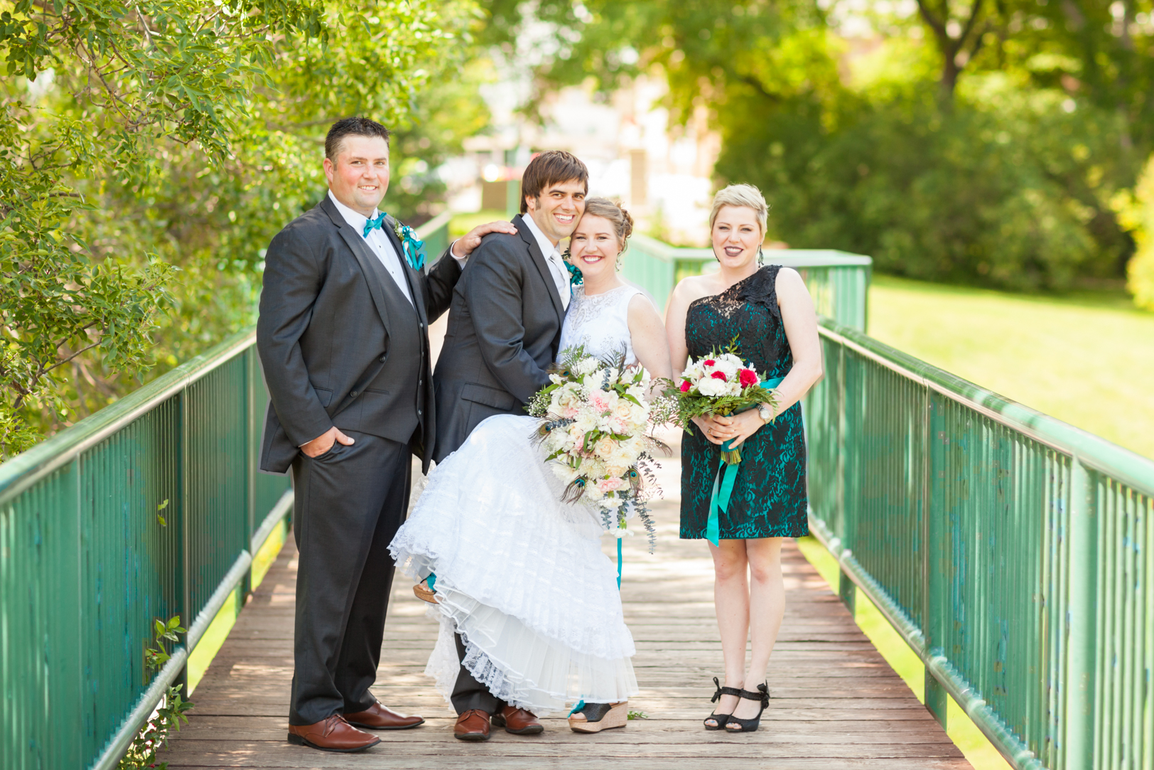 Crescent Park Moose Jaw Wedding