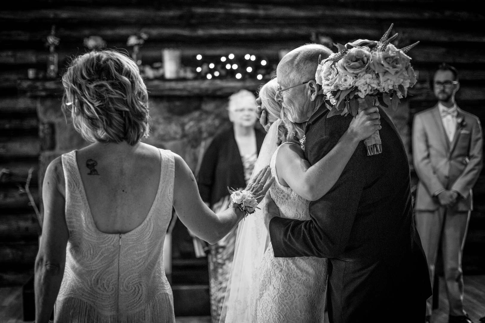 Wedding Processional Photos
