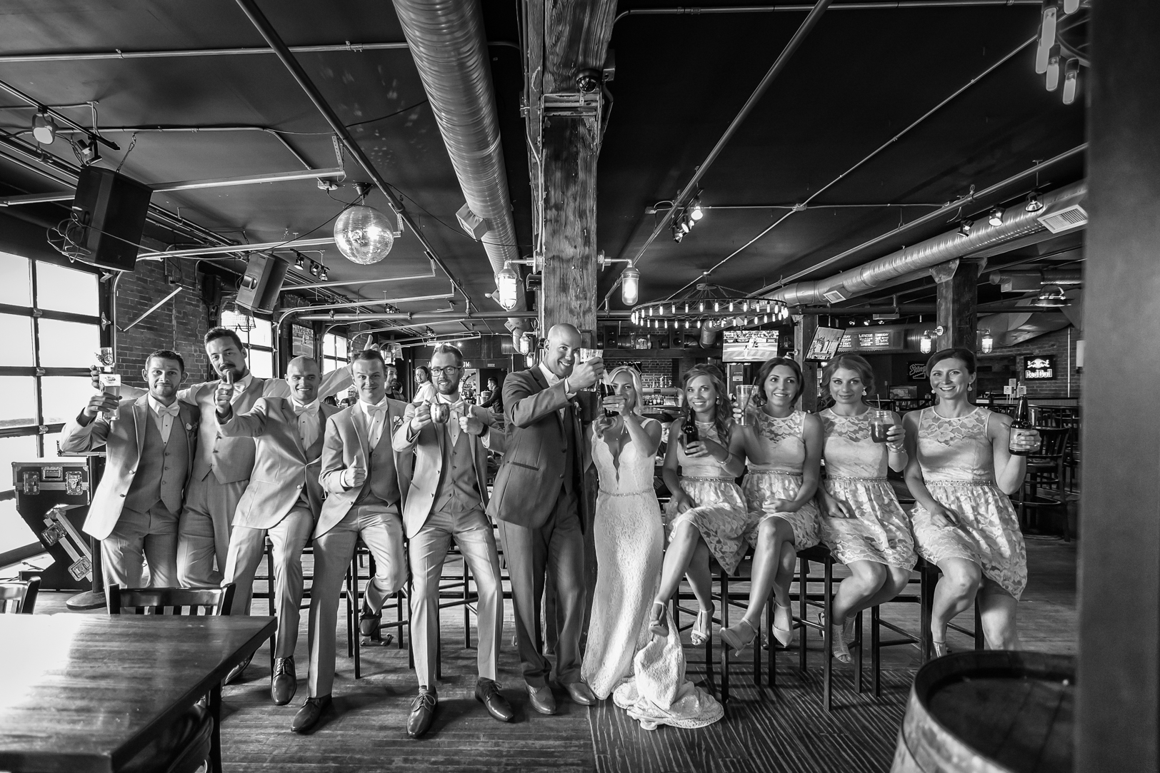 Mercer Tavern Wedding Photos