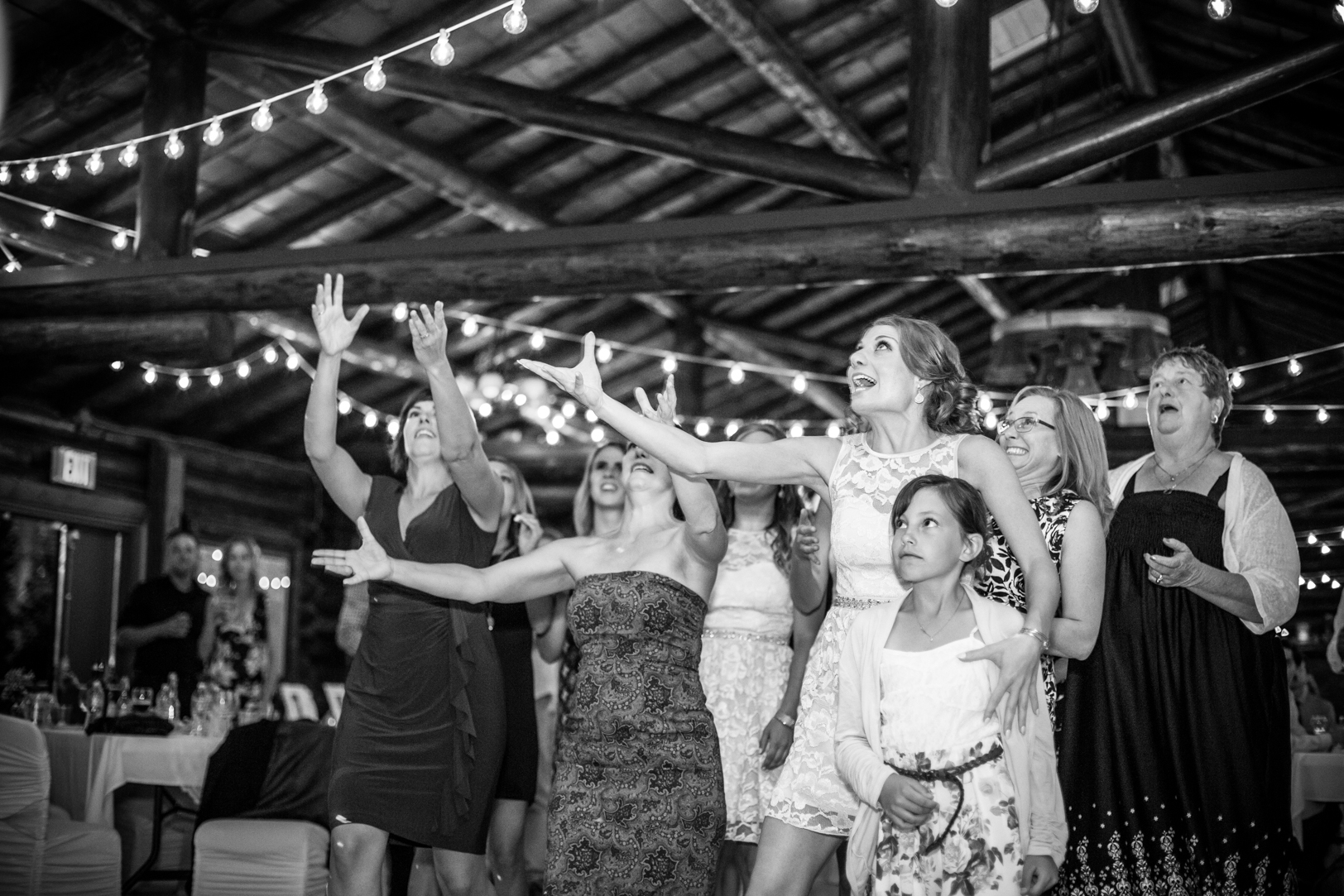 Photo of Bouquet Toss