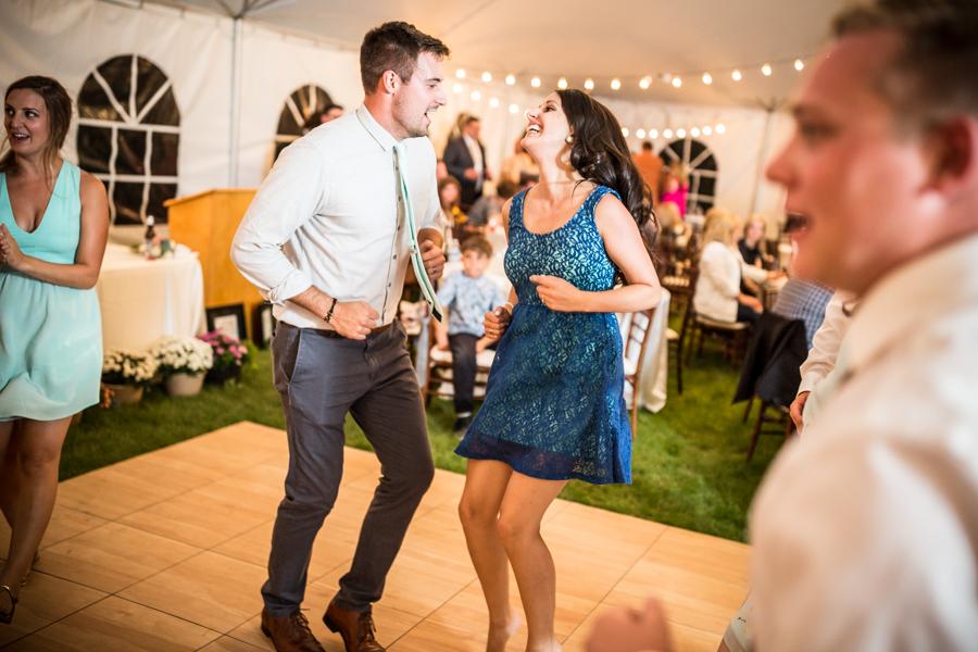 Barrhead wedding reception.