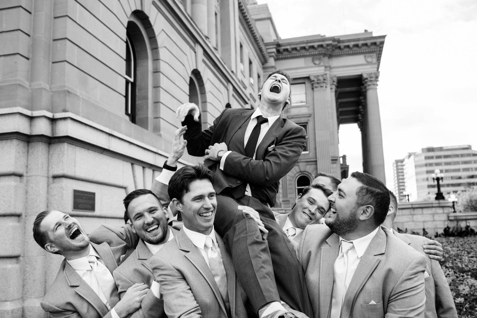 Legislature Wedding Photos