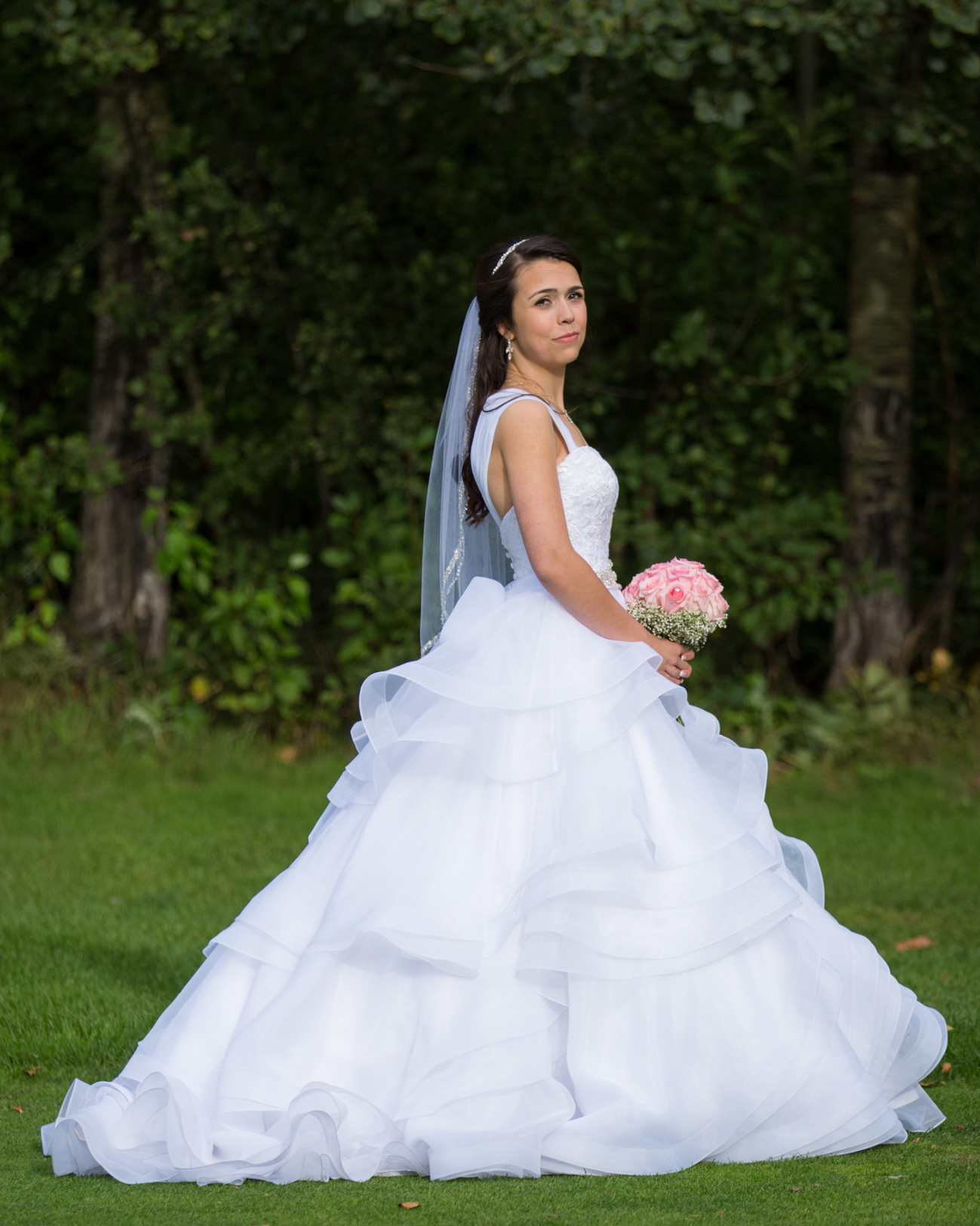Glendale Golf and Country Club Wedding Photos