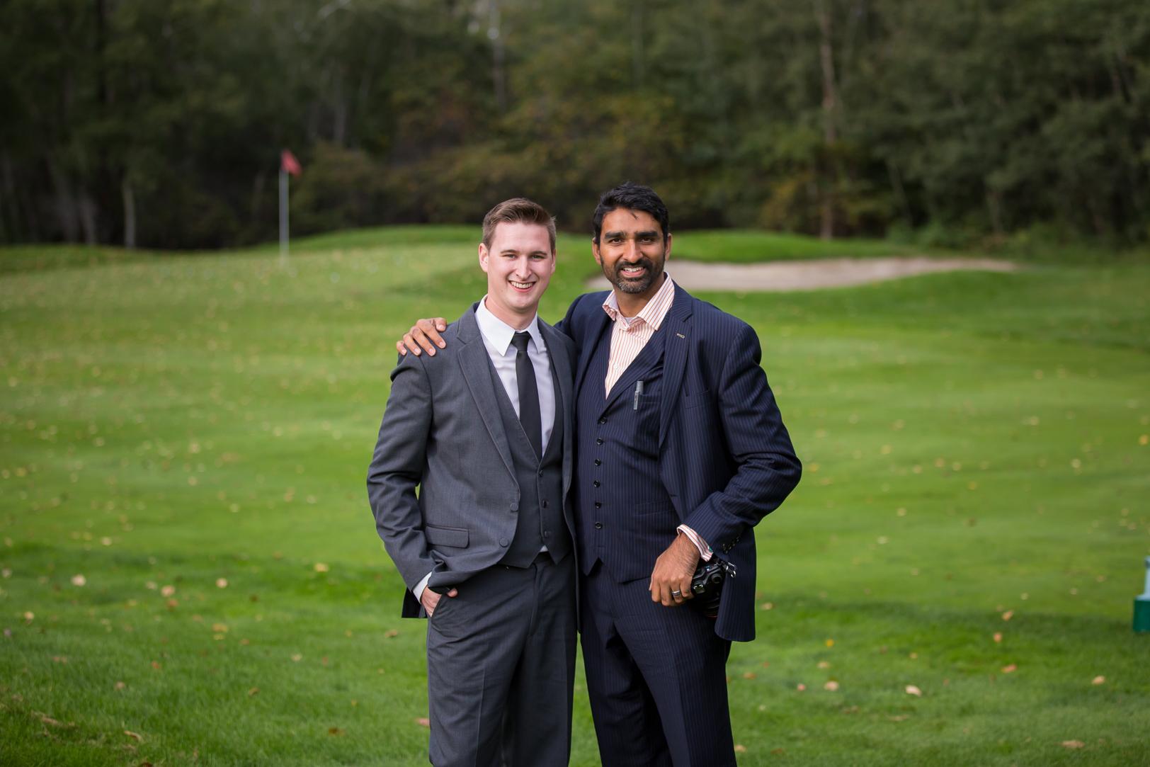 Fun Wedding Photos with Photographer