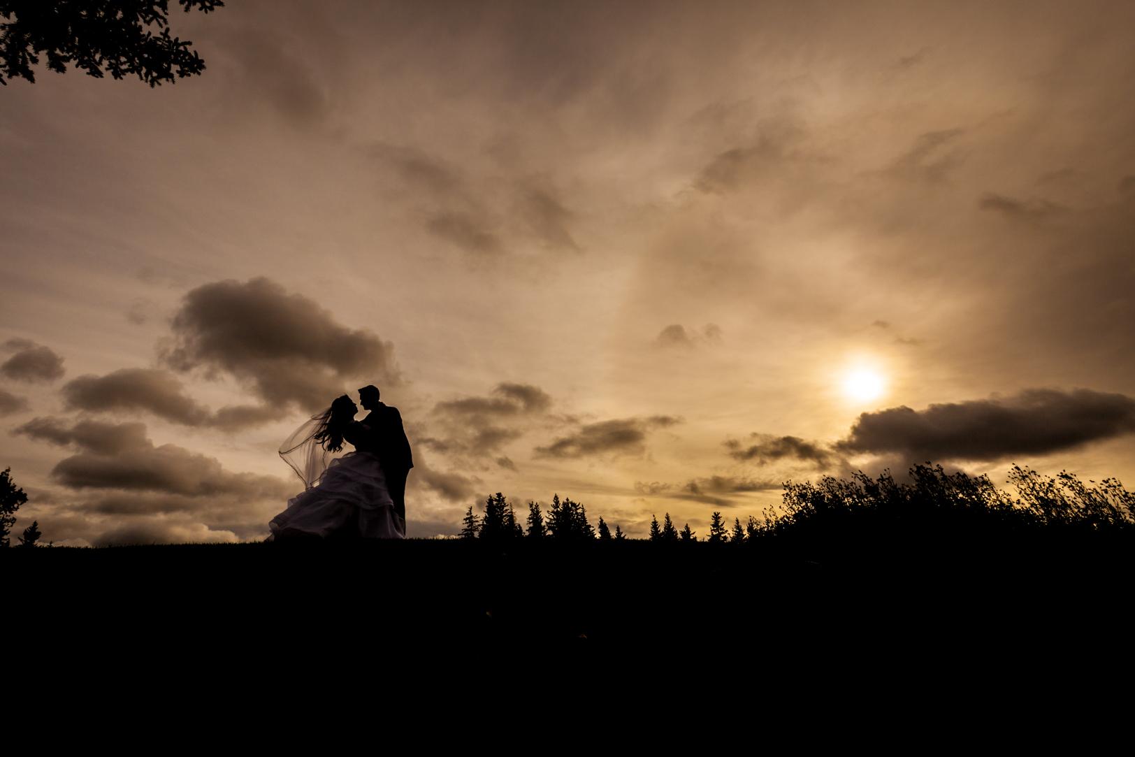 Glendale Golf Course Wedding Photos