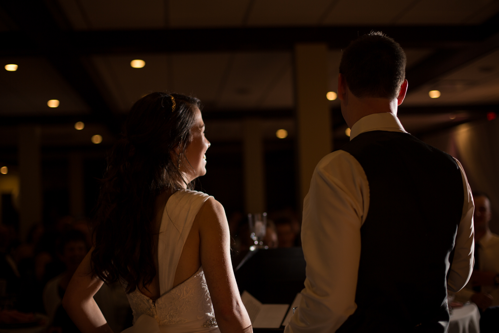 Glendale Golf and Country Club Wedding Reception