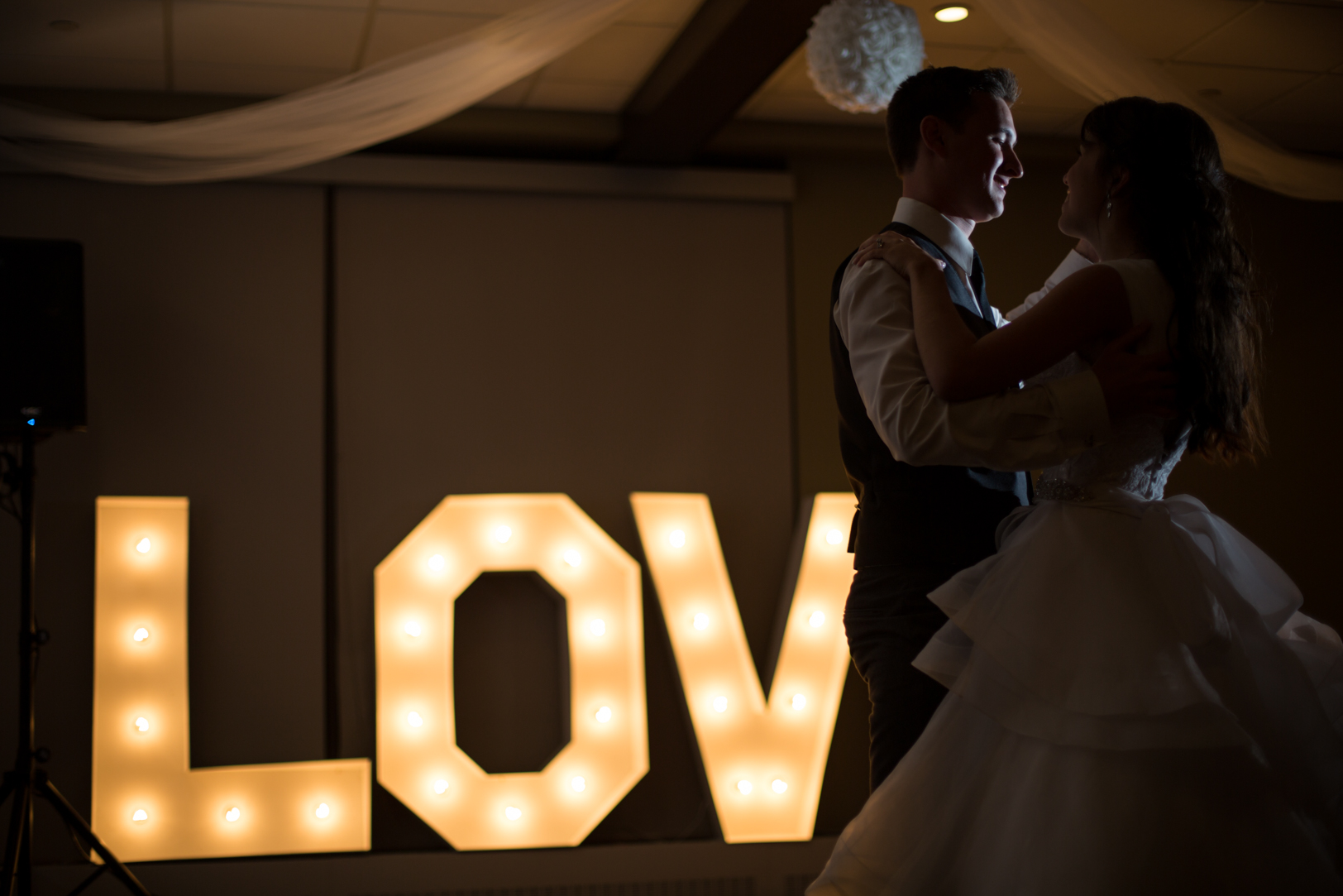 Glendale Golf and Country Club Wedding Dance