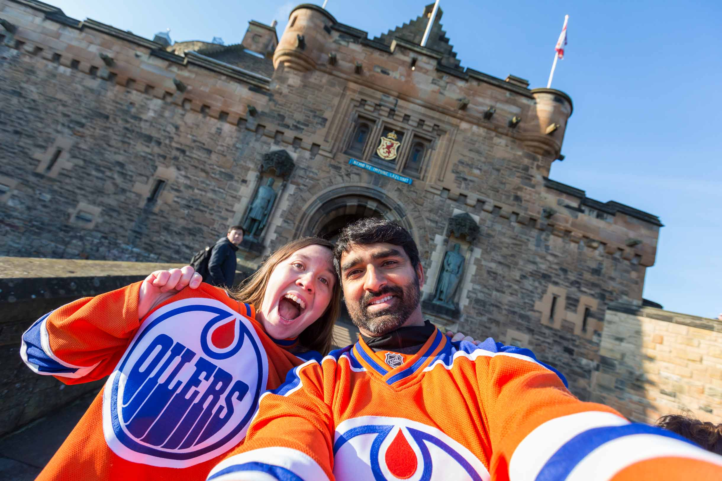edmonton oilers jerseys edinburgh castle