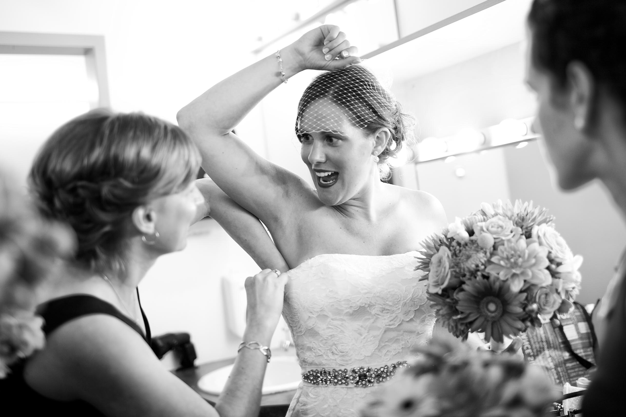 tips on your wedding day