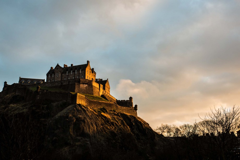 Exploring Edinburgh – Euro-Trip Day #2