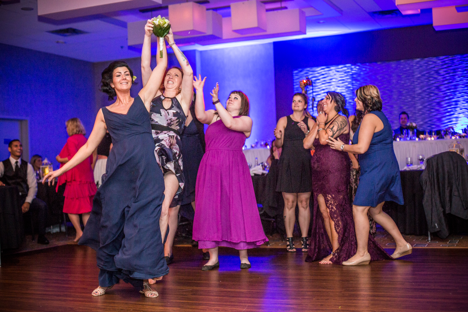 crazy reception photos