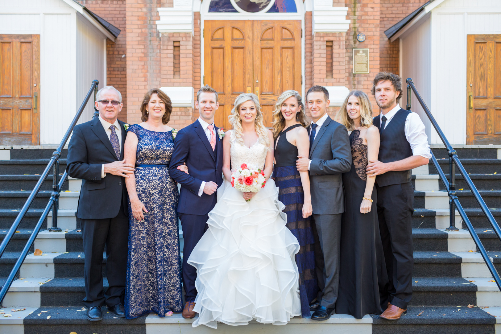 wedding family photos