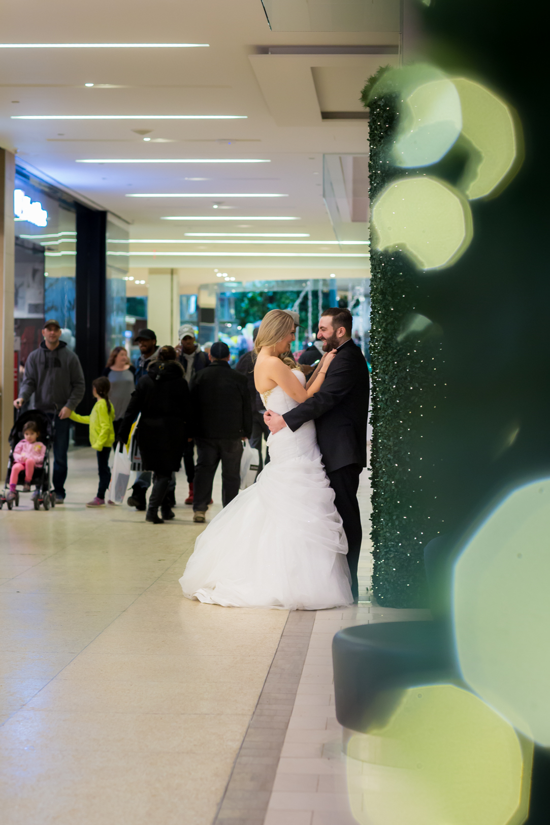new years eve wedding west edmonton mall