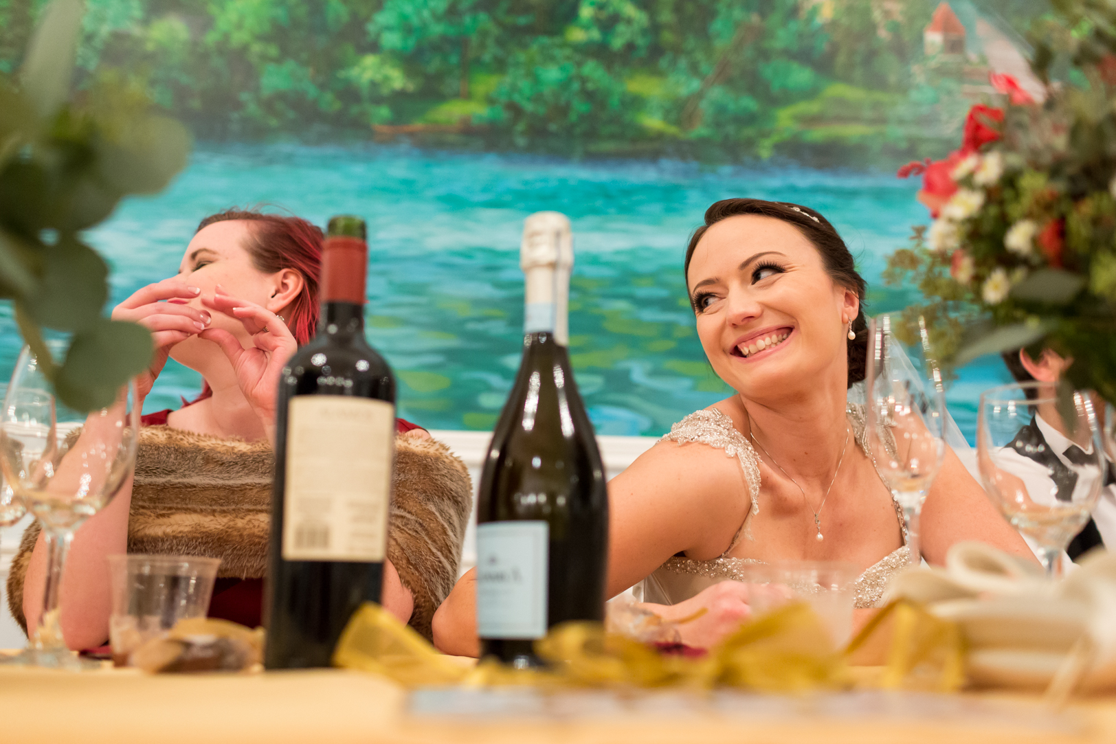 indoor wedding ceremony edmonton