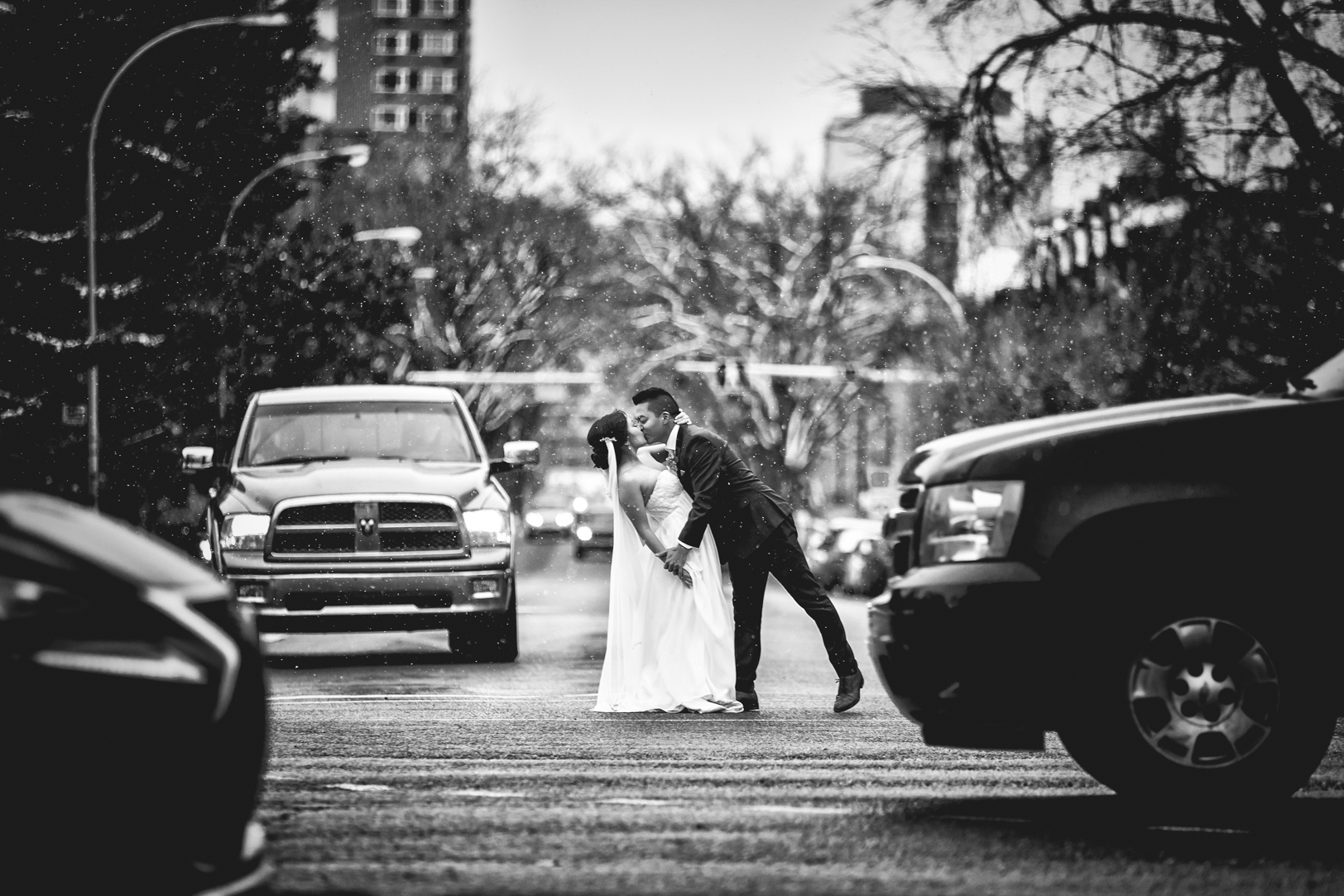 university of alberta winter wedding