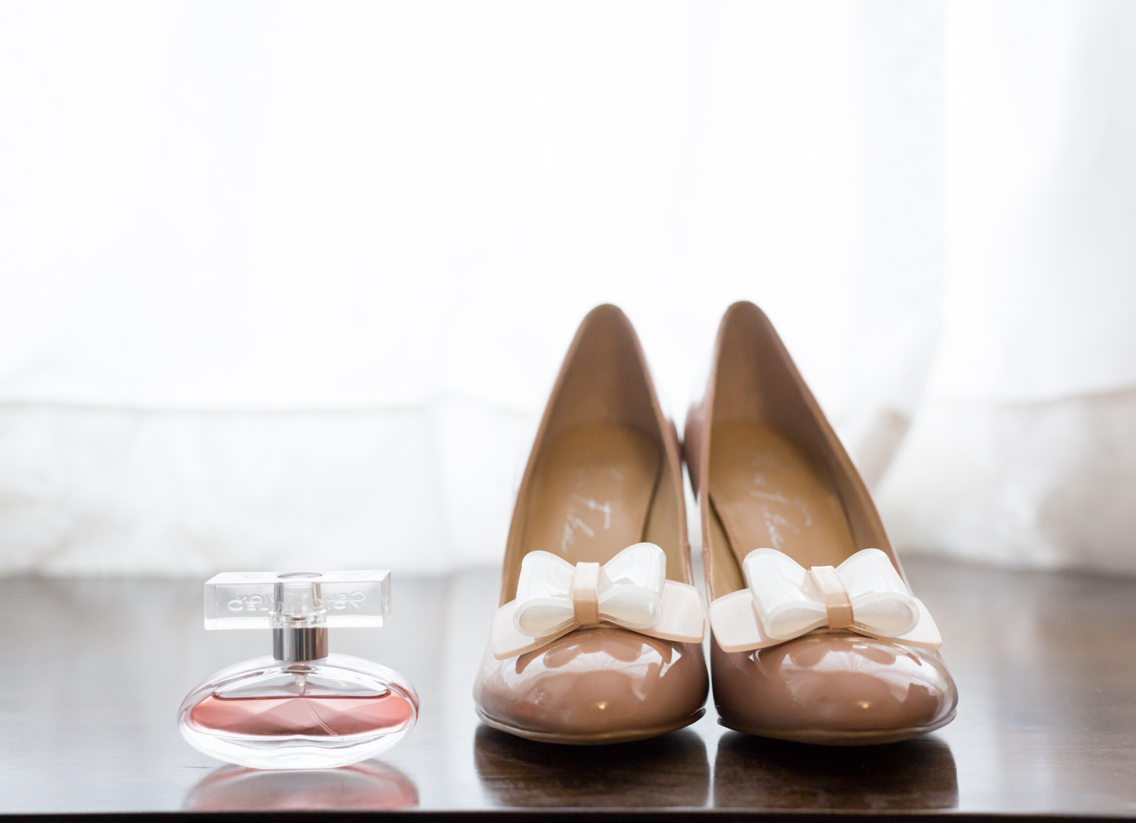 cute wedding shoes with bows