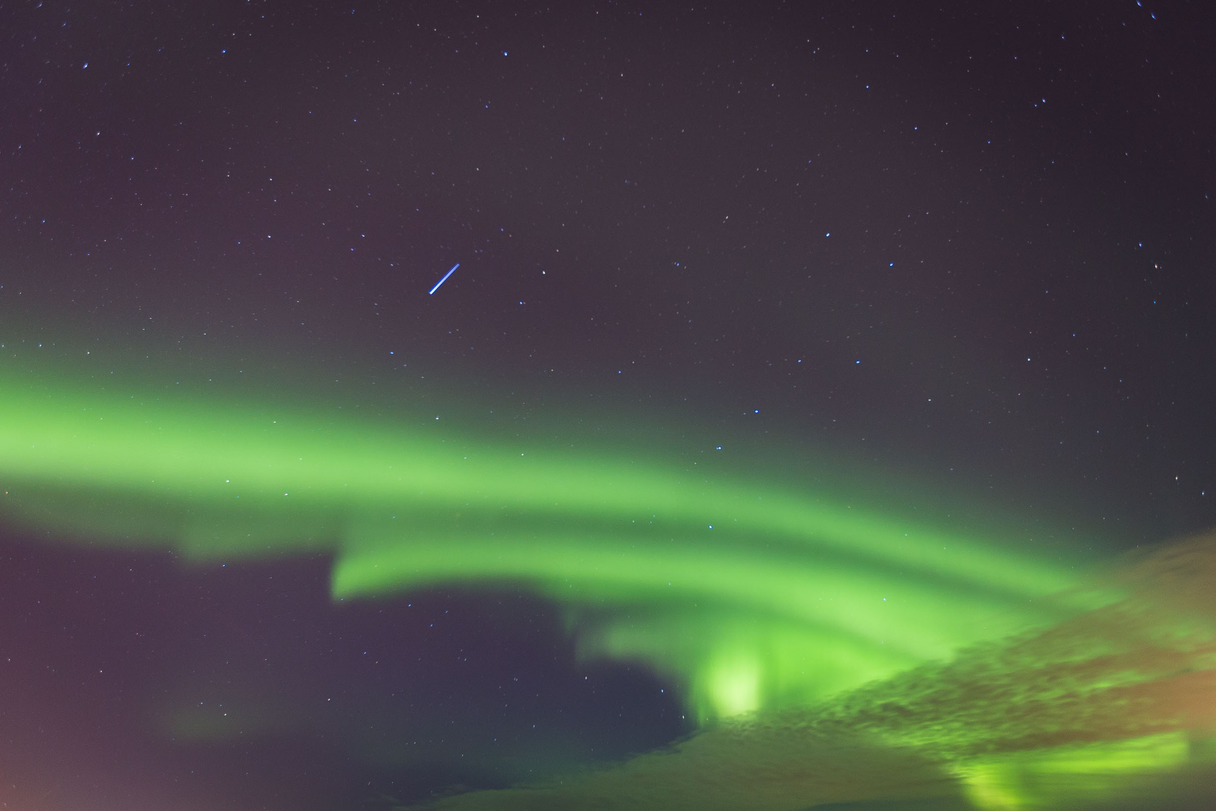 northern lights iceland keflavik