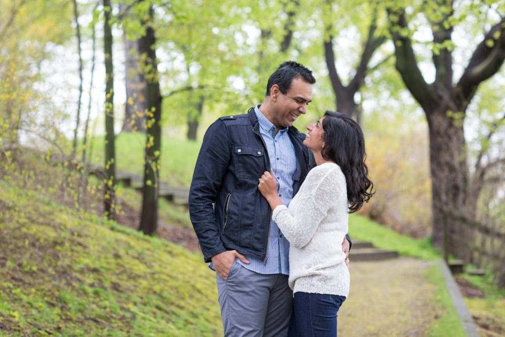 Wine country engagement session - Niagara on the Lake Engagement Photography